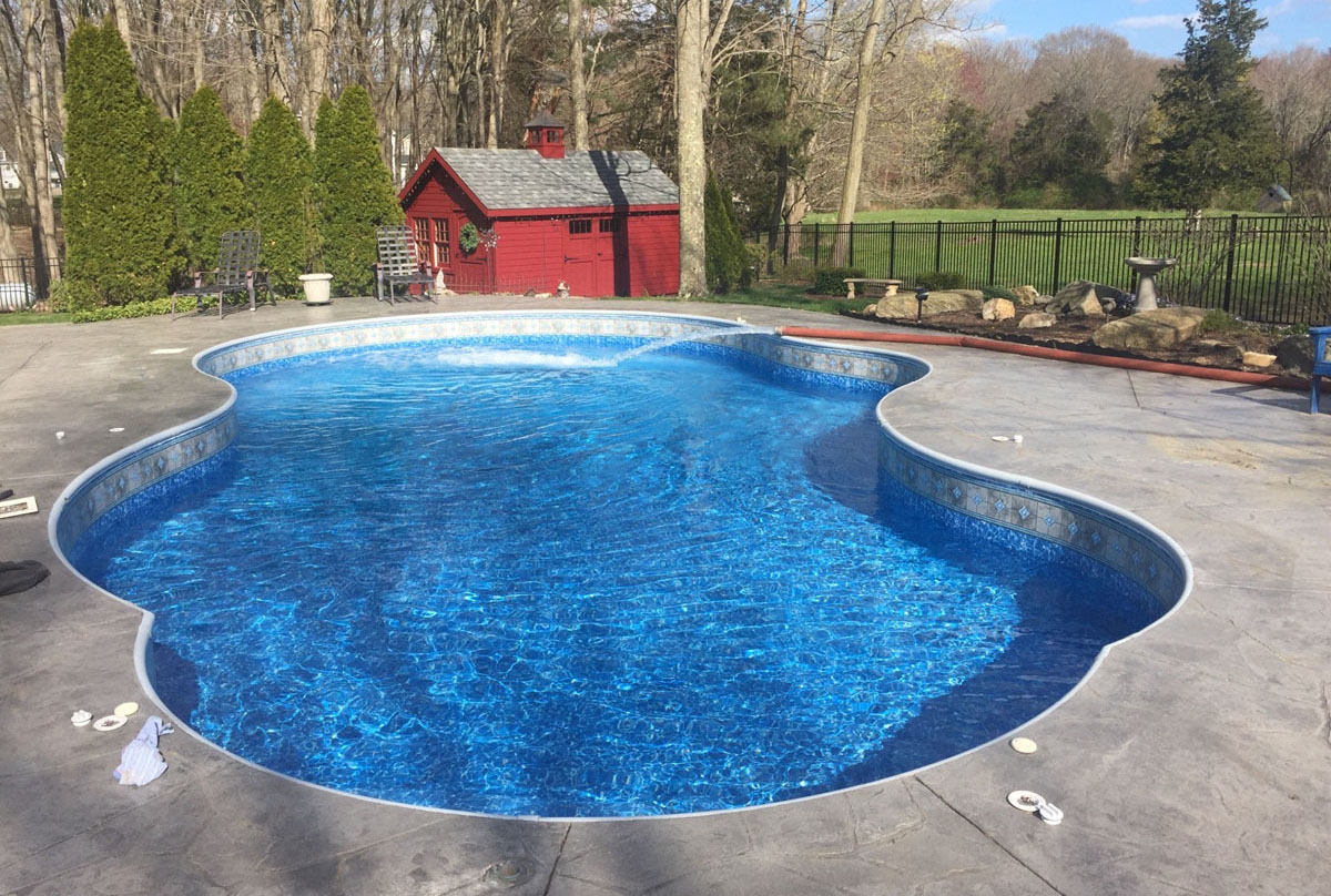 ERE Filling Residential Pool